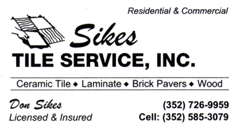 sikes tile service