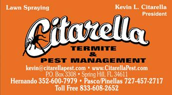 citarella termite management