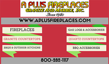 A Plus Fireplaces