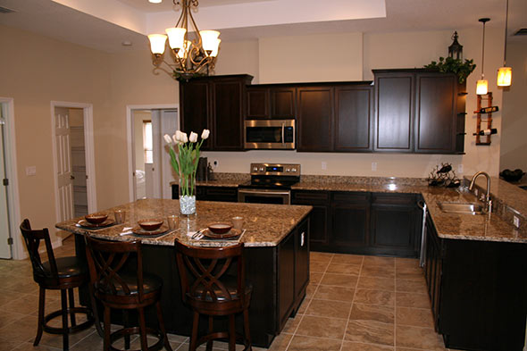 Dream custom homes don crystal for Dream custom homes